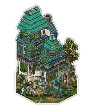 Watermill House by Cutiezor