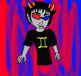 sollux captor by Say10WarShipper