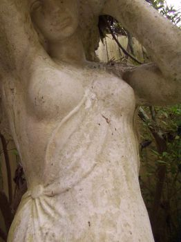 lady statue 12 by liebe-stock