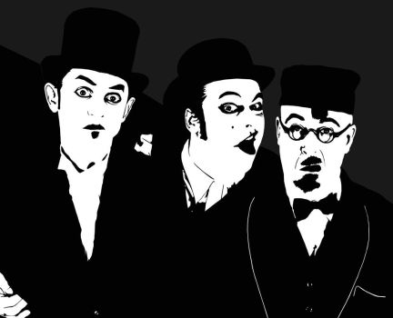 The Tiger Lillies by TheRedmax