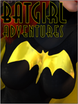 Batgirl Fight Title by willdial