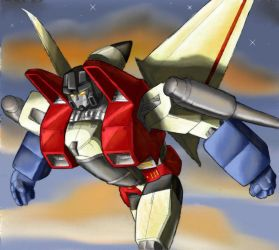 starscream colors by beamer