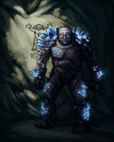 DA:O Heroes of the Fifth Blight: Shale by Darantha
