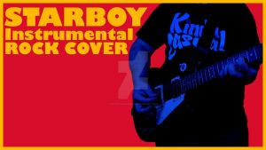 Starboy Thumbnail by UncertainSound
