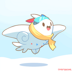 Day 8 - Togekiss by Cuney