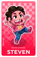 Steven Universe [Chibi Collection] by Rayhak