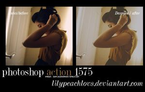 Action 1575 by lilypeachlovs