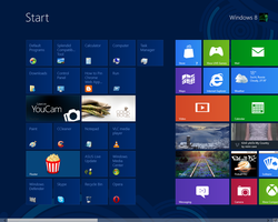 Windows consumer preview by MspnDev