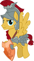 MLP Vector - Flash Magnus by jhayarr23