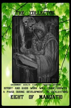 8 - The Collector (Mandatio) by roddyhood30