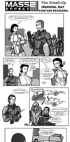 Mass Effect 2 The Break Up by HGuyver