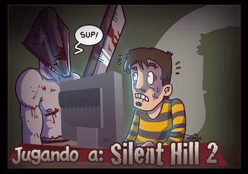 Silent Hill 2 Drawing by SpearGames
