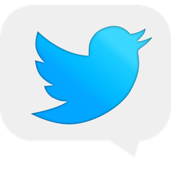 Twitter for mac Icon replacement by superper28