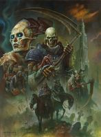 Bone Faction by AlexHorley
