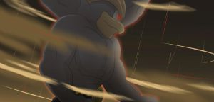 Machamp by All0412