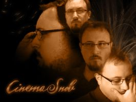Cinema Snob Wallpaper by HappyTimidFox