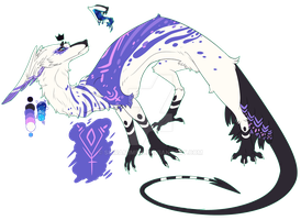 Space noodle adopt auction - CLOSED! by ShiramiMBW