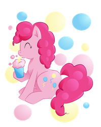 Bubblegum Milkshake by Butterscotch25