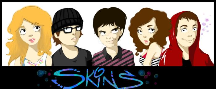 Skins by xxpunkedprincessxx