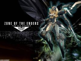 Zone of the Enders 2 - Jehuty by neofireatlarge