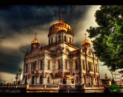 The Golden Embrace HDR by ISIK5