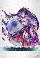 Brave Frontier / Deemo - Moon Without the Stars by Vayreceane