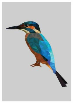 Low poly bird by Ishi236