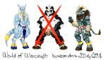 :Adoptables: World of Warcraft 1 by Clytemnon
