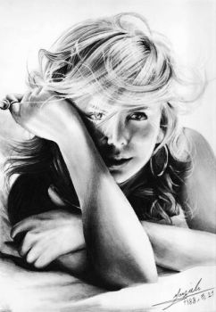 ::::Charlize Theron:::: by Maggy-P