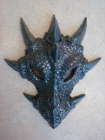 Dragon mask by Ulltotten