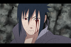 Sasuke is very happy by Keh-ven