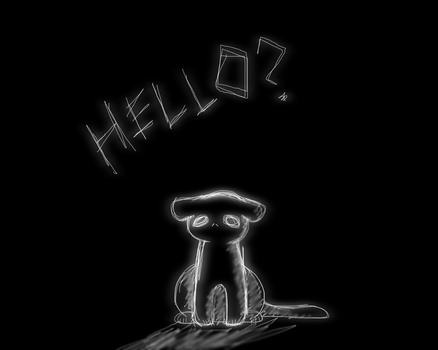 hello? by DevilsRealm