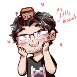 My Little Biscuit by Ao--hoshi