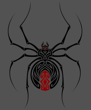 Black Widow by verreaux