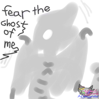 Ghost of me self by AngelCnderDream14