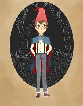 Wirt - Over the Garden Wall by Sa-fico