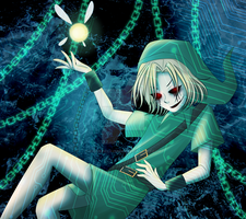 BEN Drowned by EsotericLavender