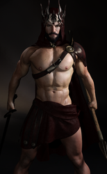The Old Gods - Ares by EJDM