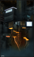type-c 202 mining station by herokeeper