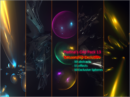 C4d Pack 13 by Platina by Platinification