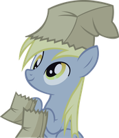 Derpy - Nightmare Night by midnite99