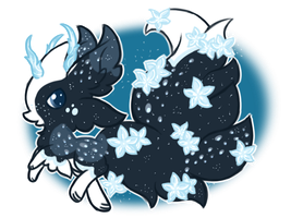 Extremely Rare, Frozen Faekli Auction (CLOSED) by SparklyMage