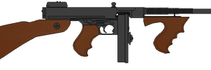 Thompson M1921 by DaltTT