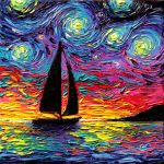 Come Sail Away by sagittariusgallery