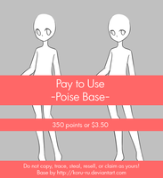 Pay To Use Base {Poise} 350pts or $3.50 by Koru-ru