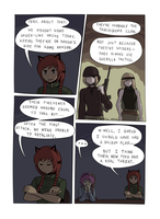 Hell's Rising: Chapter 2-15 by GraphyteRonin
