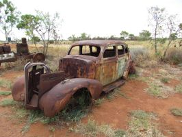 Rustic Buick Series 40 Special 38-41 Touring by TricoloreOne77
