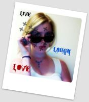 Live Laugh Love by LoverofFiction