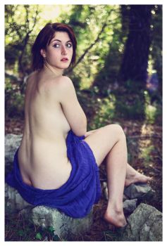 Lila in the forest 08 by Zone-studio