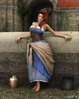 The Water Carrier by twosheds1